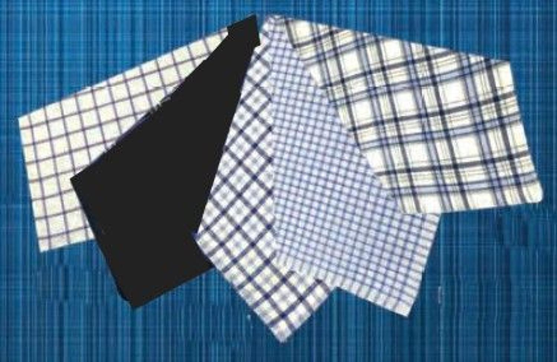 Mens Assorted Check Handkerchiefs